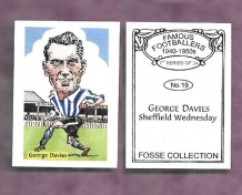 Sheffield Wednesday George Davies 19 (FC)